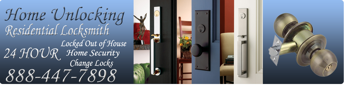 Home Sliding Glass Door Lock Locksmith Service